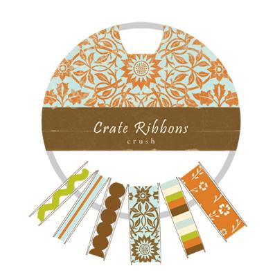 Crush-ribbons