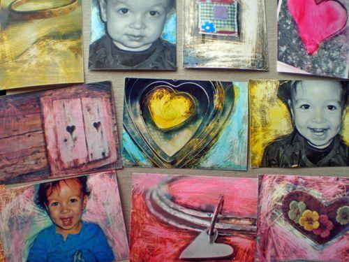 Cromatismes fotos mural 2
