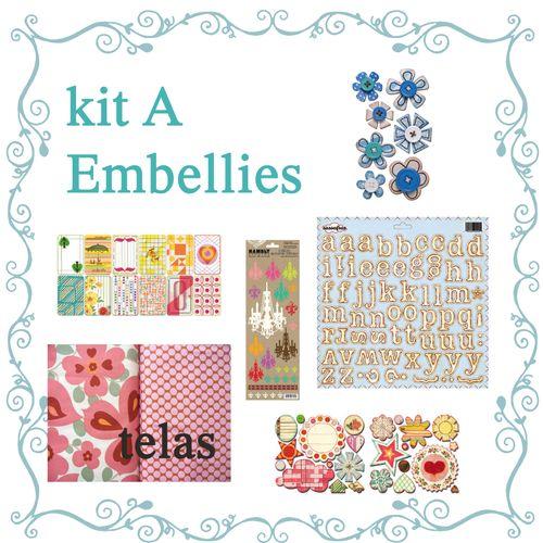 Muran kit A embellies
