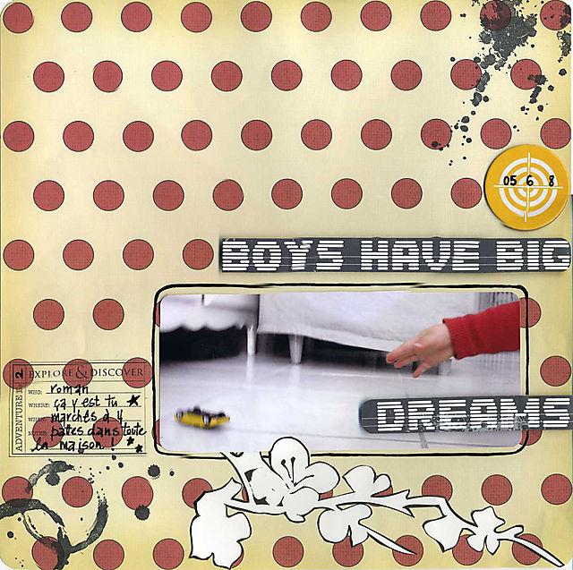 0- boys have big dreams